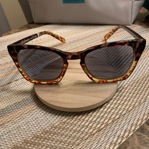 A.J. Morgan NWOT sunglasses readers 3.0 power